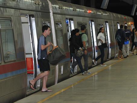 Sindicato informa Metro DF que greve se inicia a meia noite do dia 19
