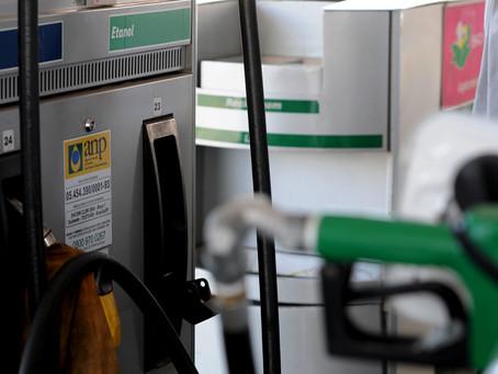 Ministério da Economia publica tabela quinzenal do preço médio do combustível ao consumidor final
