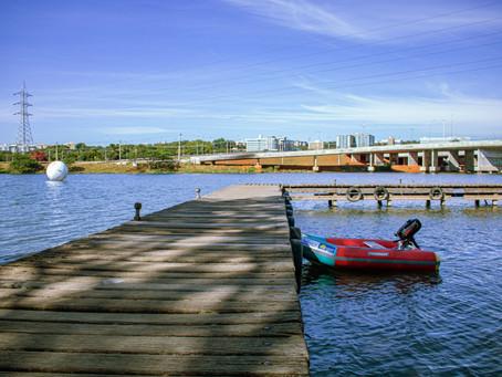 Foi inaugurado no DF o primeiro espaço totalmente inclusivo do país: Parque Ecológico do Lago Norte