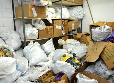 Depósitos de produtos falsificados são interditados