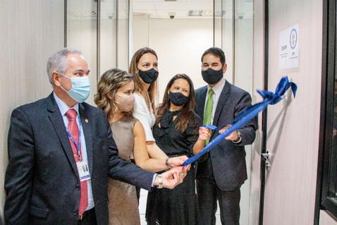 A Secretaria da Mulher do DF criou o Programa Acolher.