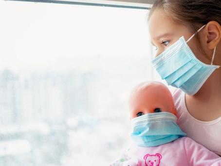 Até maio de 2021 foram confirmados sete casos de Síndrome Inflamatória Multissistêmica Pediátrica