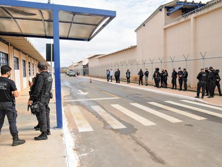 O DF vai contar com uma nova unidade prisional para presos provisórios