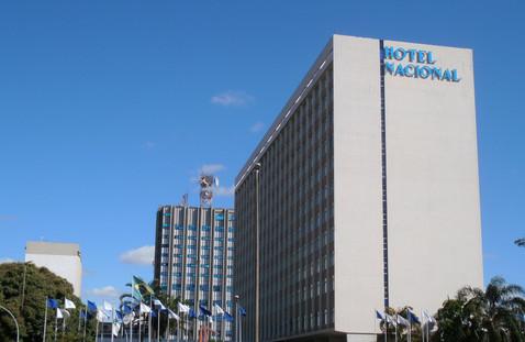 Hotel Nacional de Brasília doa ao Hospital de Base cerca de 1.600 peças de enxovais de hotelaria