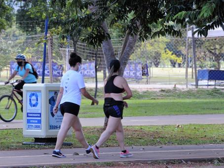 Parque da Cidade será mais um ponto no combate à violência doméstica e familiar no Distrito Federal