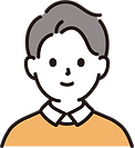 男性‗1名‗顔‗ミドル‗オレンジ服.png