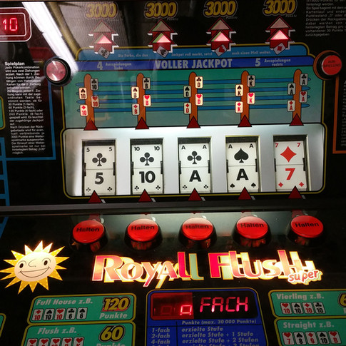 Royal Flush - ADP
