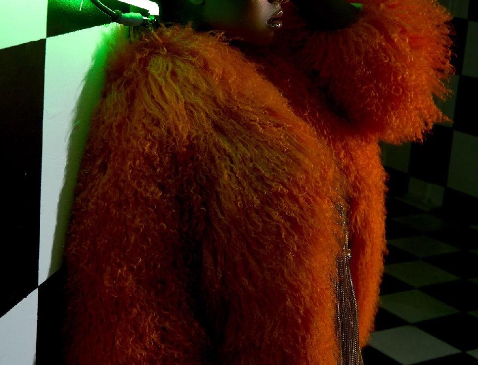 Rhonda (Orange)