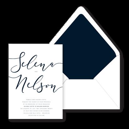 Selena Suite - Bojack Studios INVITATION