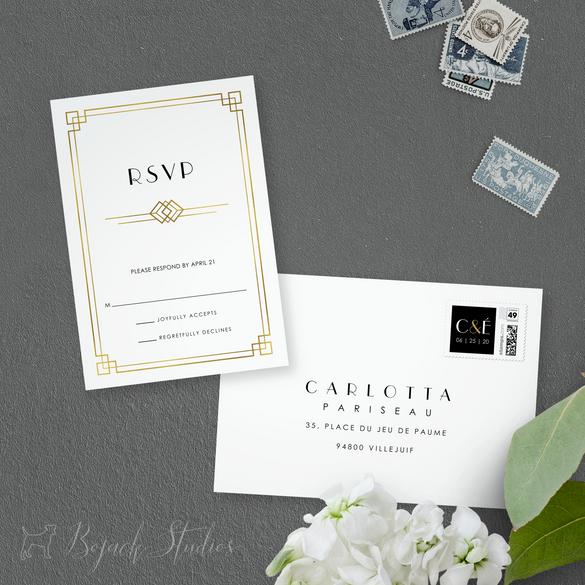 RSVP - Carlotta Suite - Bojack Studios M