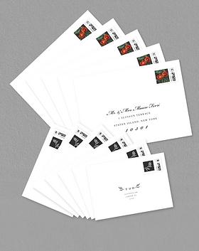 Wedding Invitation Mailing Guide