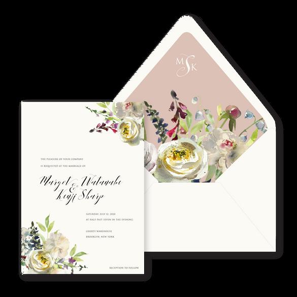 Margot Suite - Bojack Studios INVITATION