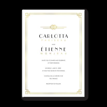 INVITE - Carlotta Suite - Bojack Studios