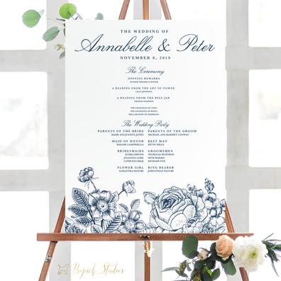 Program Poster | Annabelle Suite | Bojack Studios