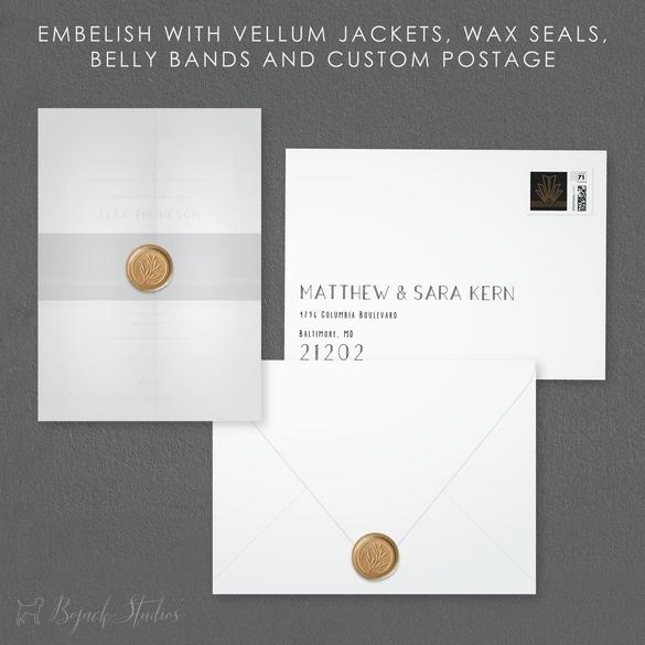 EMBELLISHMENTS - Ella Suite by Bojack St
