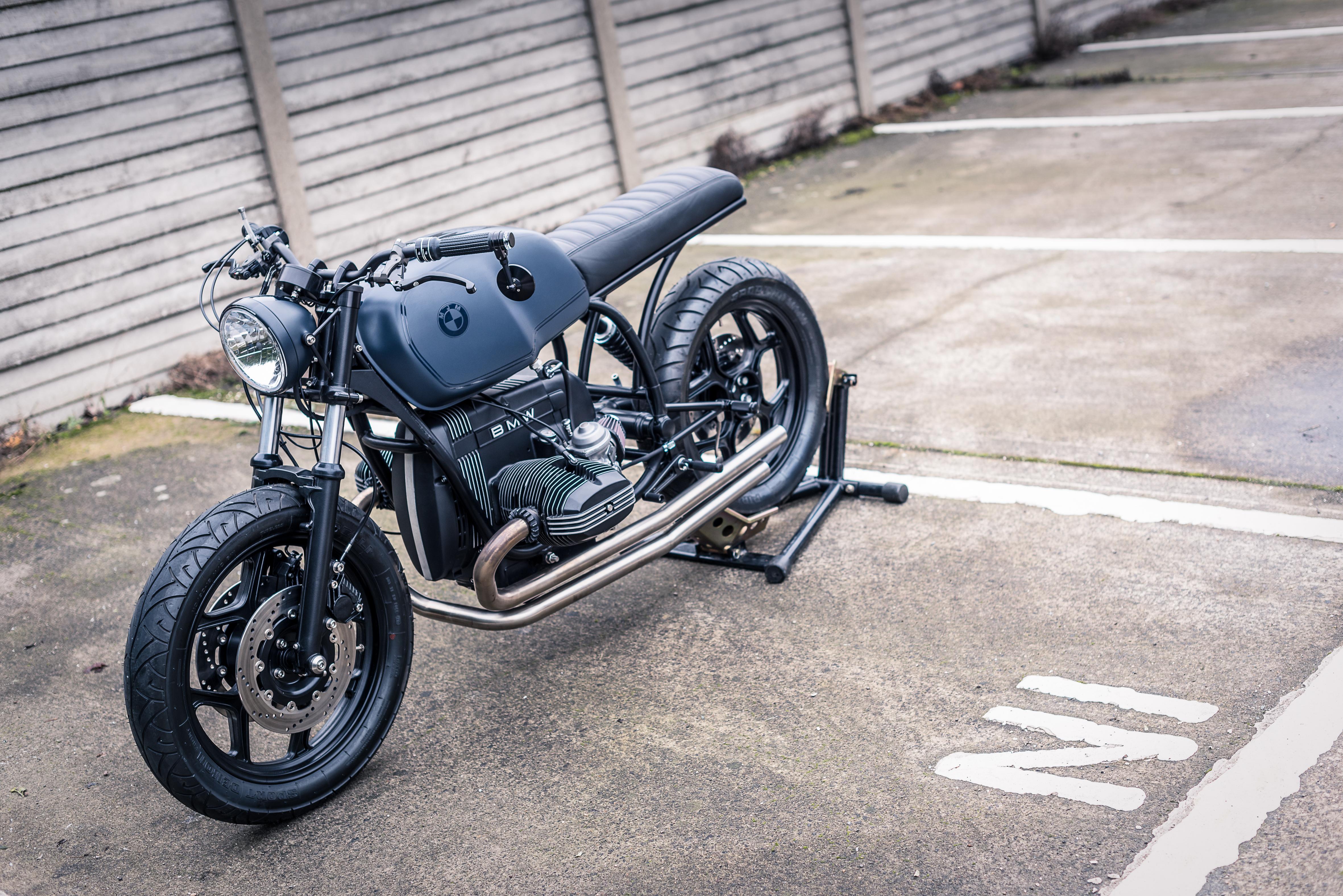 Cafe Racer and Custom bikes |Engine Rebuid | UK | Sinroja