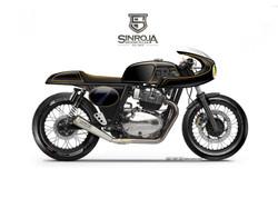 Sinroja Cafe Racer