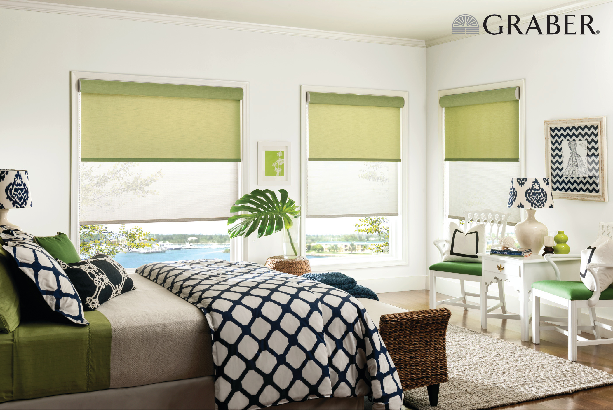Graber - Dual Roller Shade