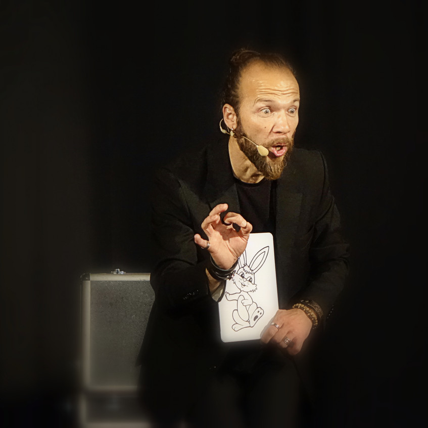 bp magicien