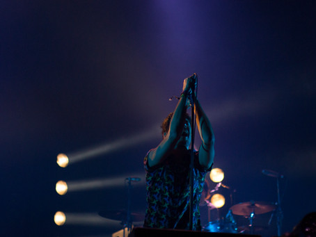Taking the Stage: 5 Tips to Improve Your Live Performances