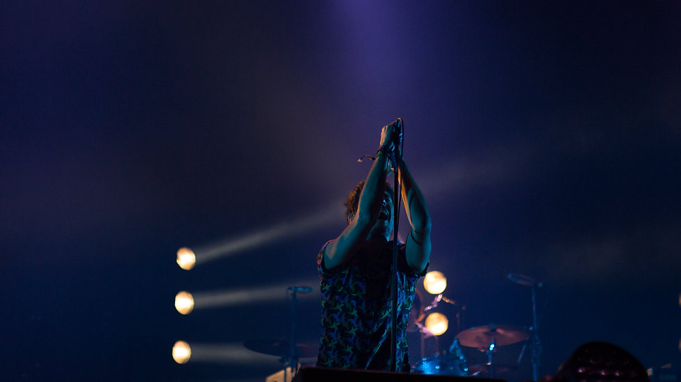 Espetáculo ao vivo