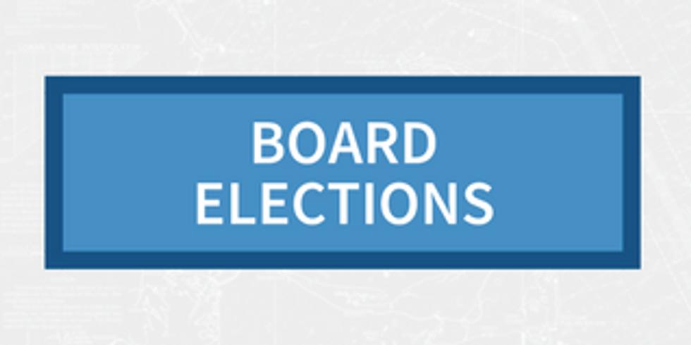 General Meeting & Board Members Elections