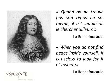 La Paix intérieure - Inner peace