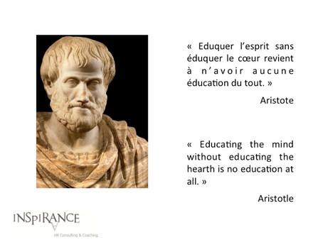 Eduquer le coeur - Educate the heart