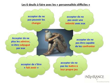 Les personnalités difficiles - Difficult personalities