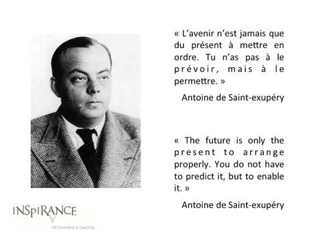 Permettre l'avenir - Enabling the future
