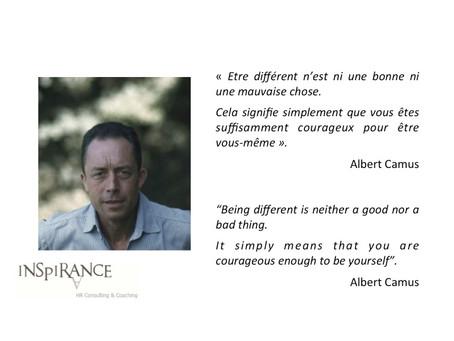 Etre Moi-même - Being myself