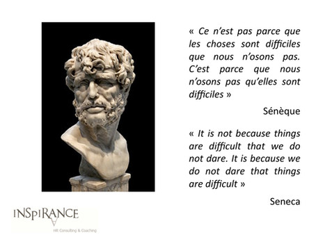Oser ou pas - To dare or not to dare