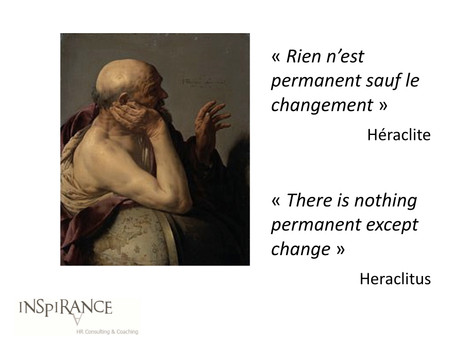 Changement permanent - Permanent change