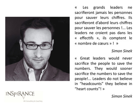 Qui sont les grands leaders ? - Who are the great leaders?
