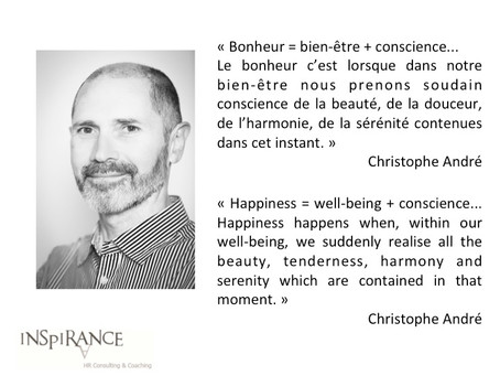 Le bonheur est dans l'instant - Happiness is in the present