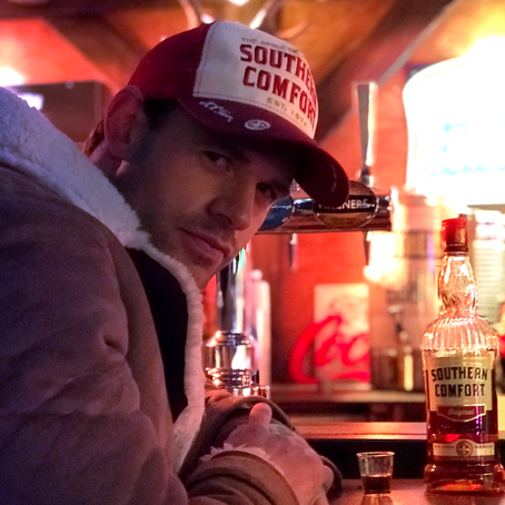 The only comfort I seek is Southern, Berry and Sour @SouthernComfort 🥃