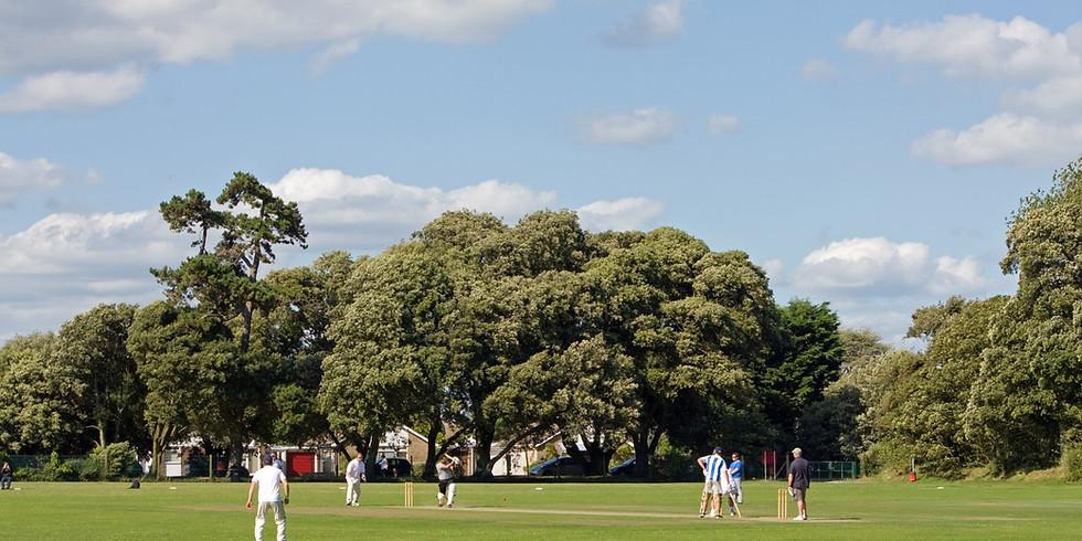 Senior Cricket - Round 1