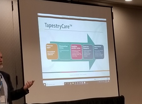 Tapestry Presents at Long-Term Care Event in Pa.