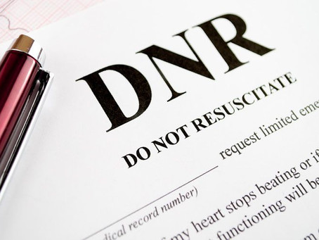 Today's TapestryCare™ Story - DNR Does Not Mean DO NOT CARE