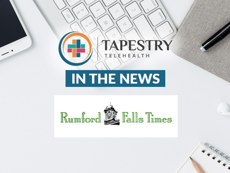 Rumford Falls Times: Cutting-edge technology in use at nursing home