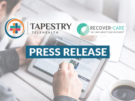 Press Release: Telemedicine is Changing the Standard of Care at Two Rural Nursing Homes in Kansas