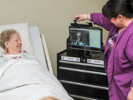 Long-Term Care Experience Makes All the Difference in Telemedicine