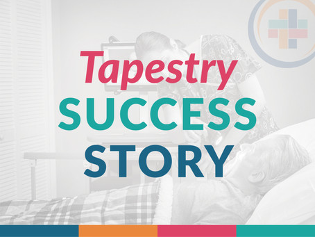 Tapestry Partner Takes the Gold!