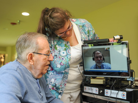 Telemedicine Enhances Care in Rural Communities
