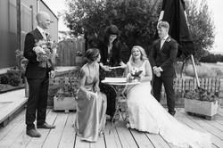 Clyde Park Wedding