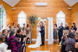 Reuben&Lisa's Anakie wedding