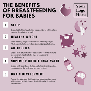 Benefits of Breastfeeding for Babies