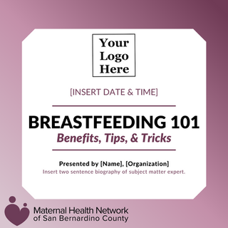 Breastfeeding 101 Flyer