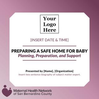 Safe Home Flyer 1