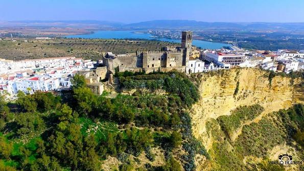 _Turismo en Arcos de la Frontera (Cádiz)